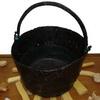 Nýtovaný železný kotlík: 2,5 l