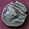 Keltská Hemidrachma