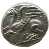 Drachma: 386-375 př. Kr.