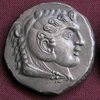 Alexandr Veliký, Tetradrachma