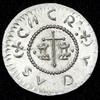 Denár : Konrád I. (1061-1092)