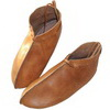 Středověké boty na řemínek