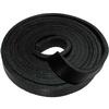 Černý řemen: 120 x 1 cm