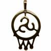 Bronzový triskel ze Stradonic