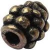 Bronzový ovál: 6x8 mm
