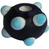 Modročerný korálek s okem