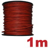 Červený řemínek: Ø1,5 mm