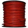 Červený řemínek 50 m: Ø1,5 mm