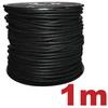 Černý řemínek: Ø3 mm