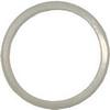 Kostěný bílý kroužek ∅3 cm