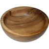 Soustružené dřevěné misky