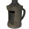 Keramická lucerna z 14. st.