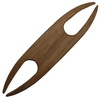 Dřevěný člunek: 17 cm