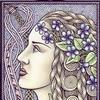 Plakát A4: Bohyně jara Ostara