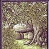 Plakát A4: Kamený stůl (dolmen)