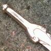 Bronzový meč dánského typu
